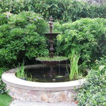 Banool verdant fountain