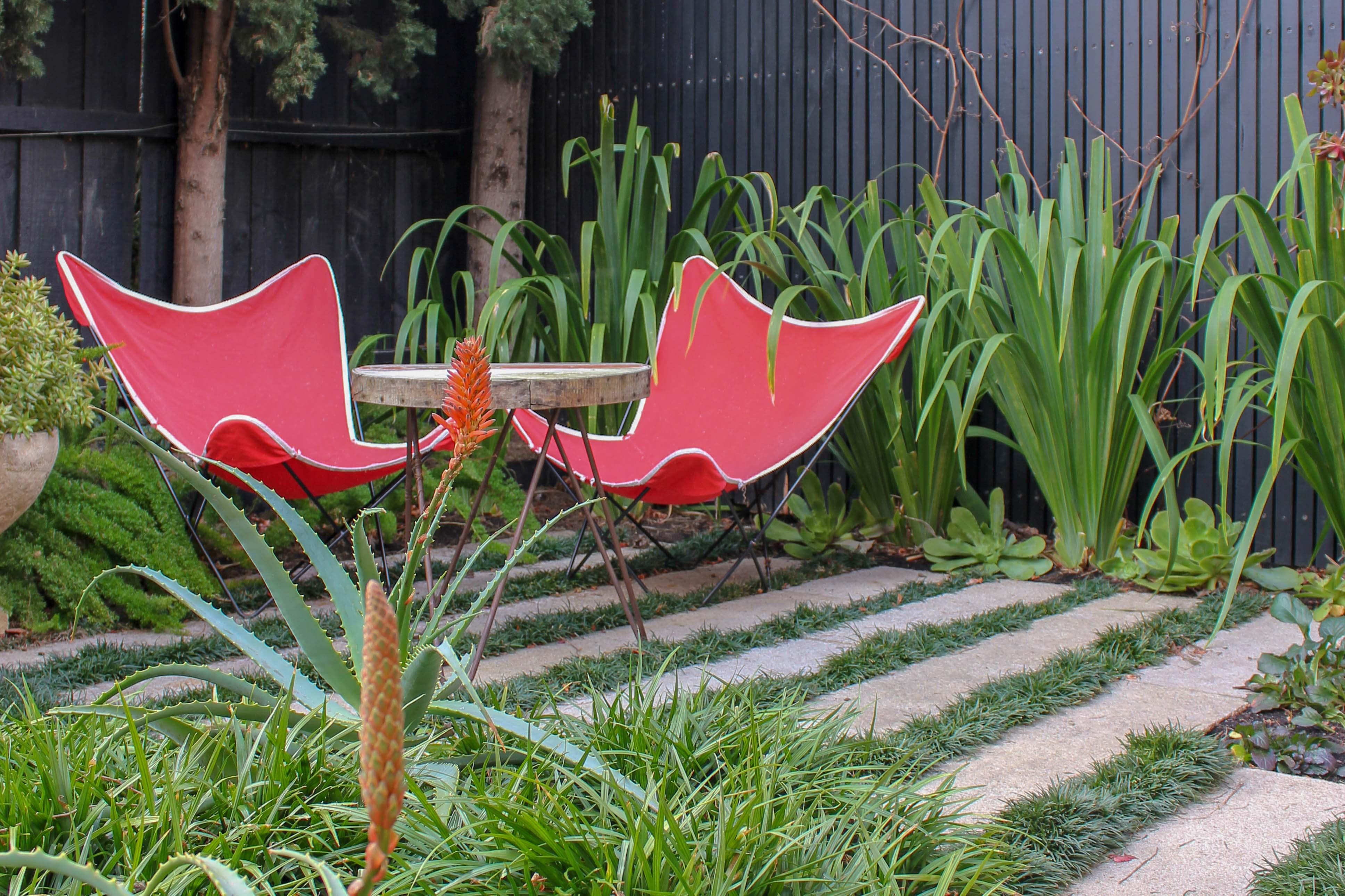Rethinking the winter garden