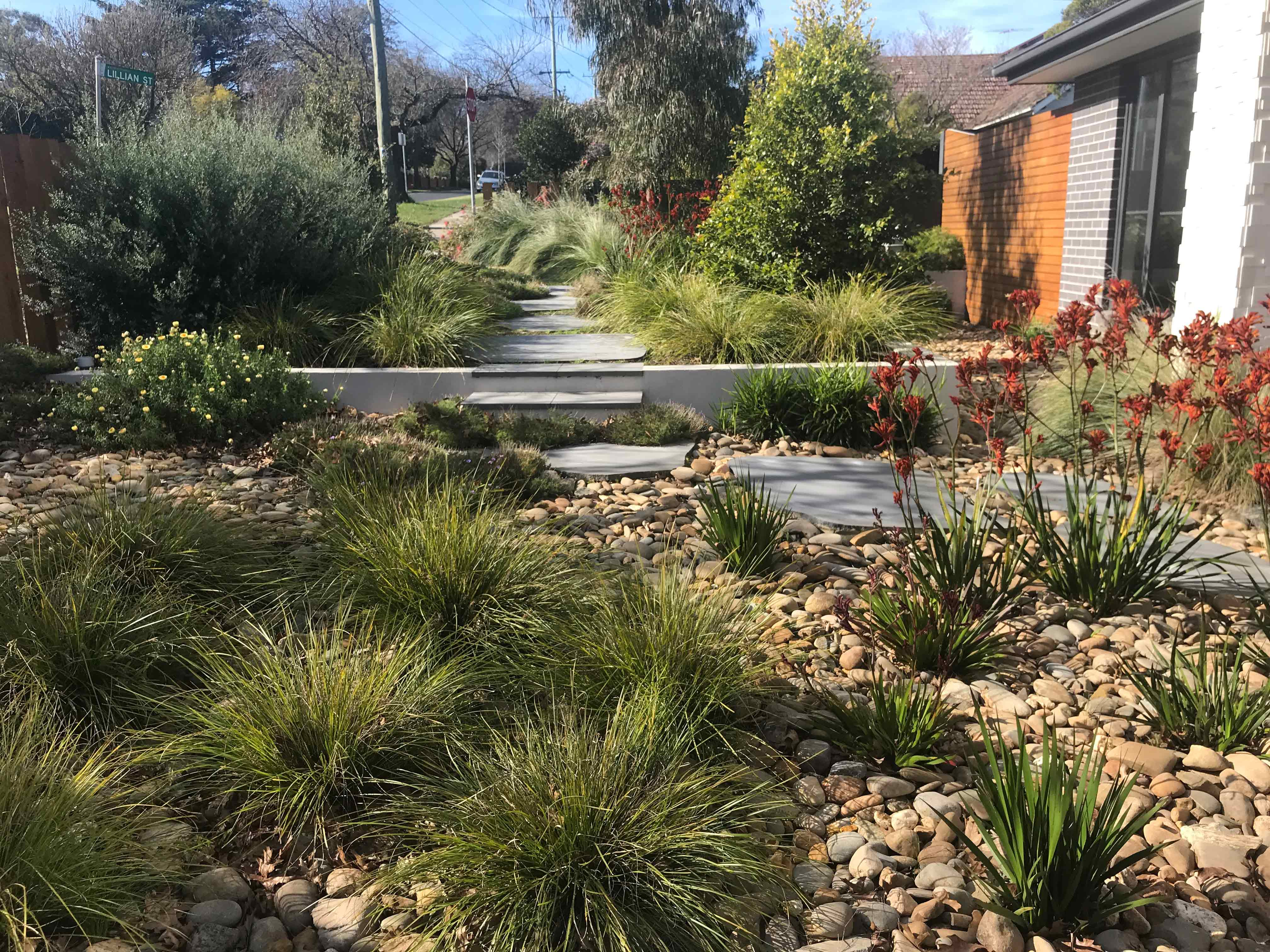 Small Gardens Competition: Paul Bangay's Picks